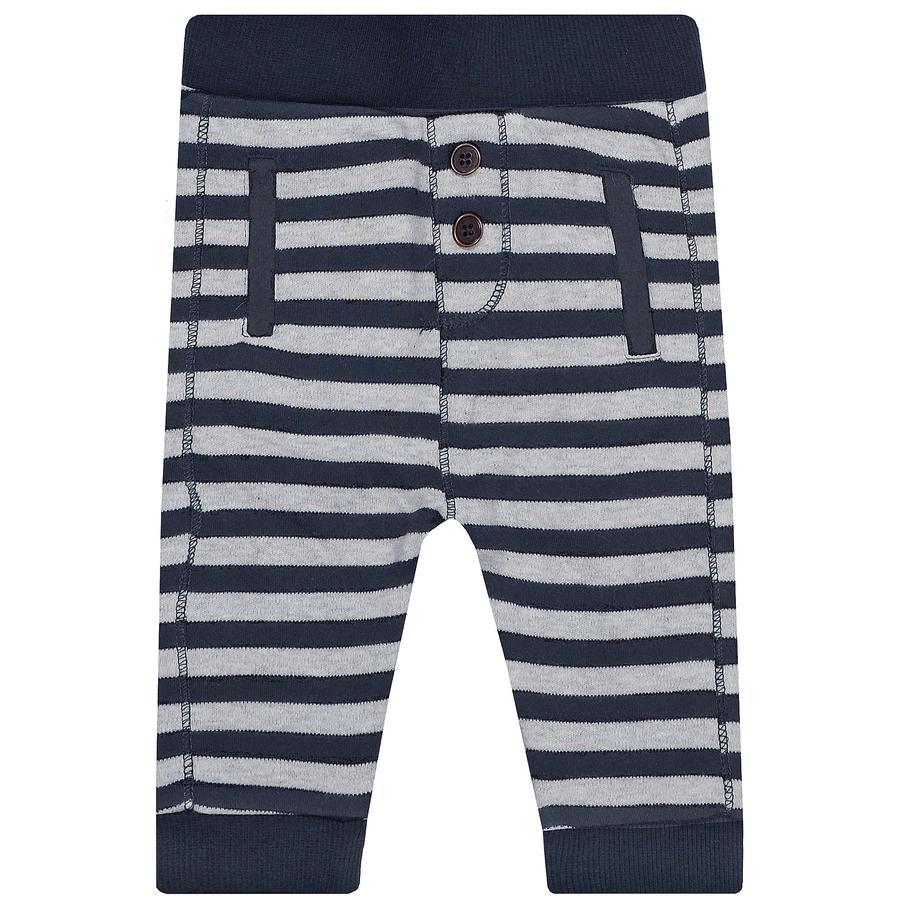 STACCATO Boys Spodnie usztywnione w głębokiej marynarce wojennej.