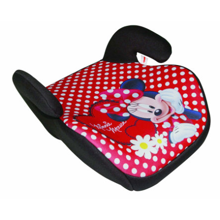 KAUFMANN Rehausseur auto Minnie Mouse 15 à 36 kg