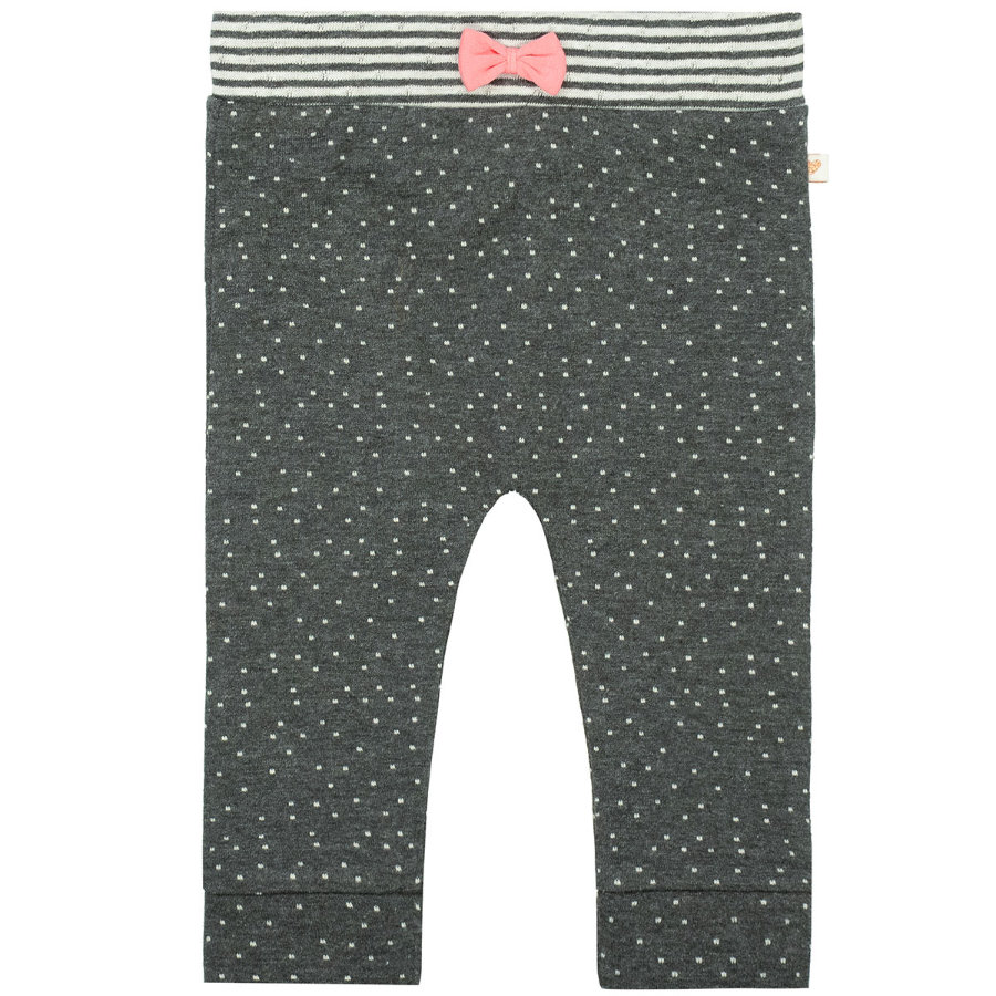 STACCATO Girls Leggings graphit melange gemustert