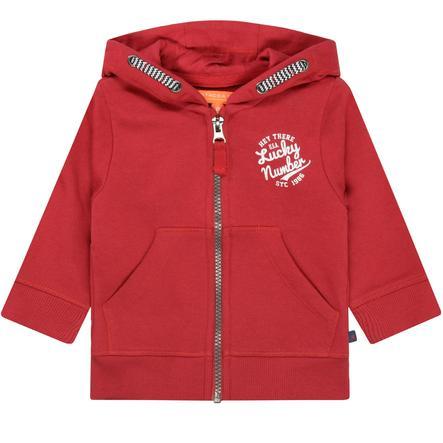 STACCATO  Sweatshirt til drenge light rød