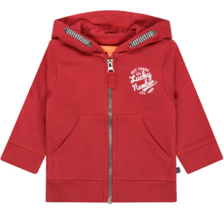 STACCATO Boys Sweat-shirt rouge clair