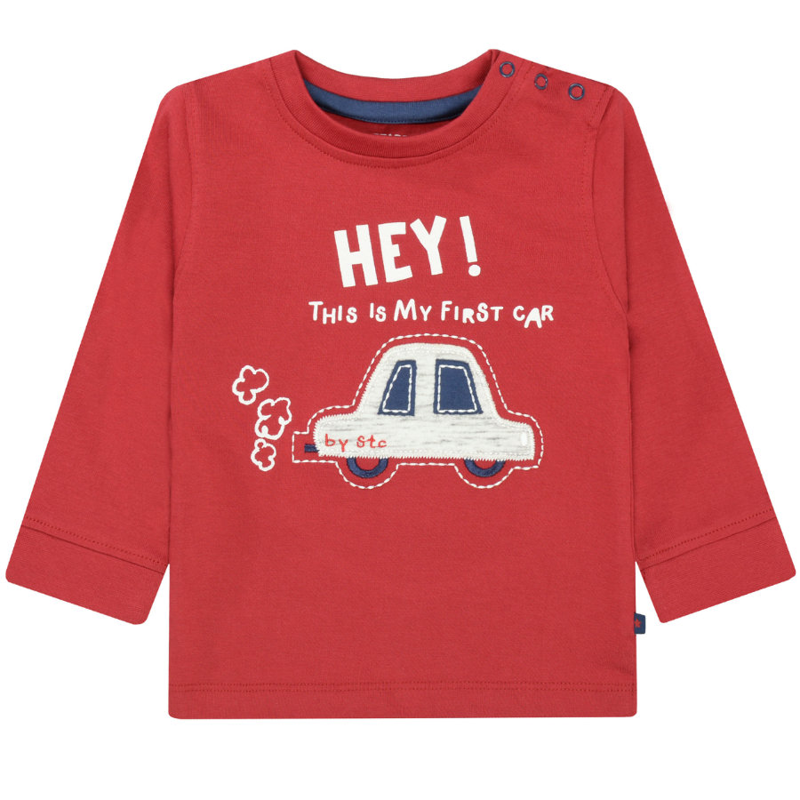 STACCATO Boys Sweatshirt light red