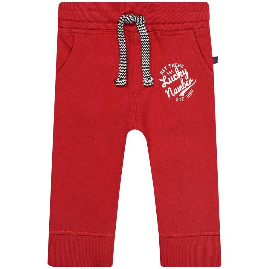 STACCATO Boys Jogginghose light red