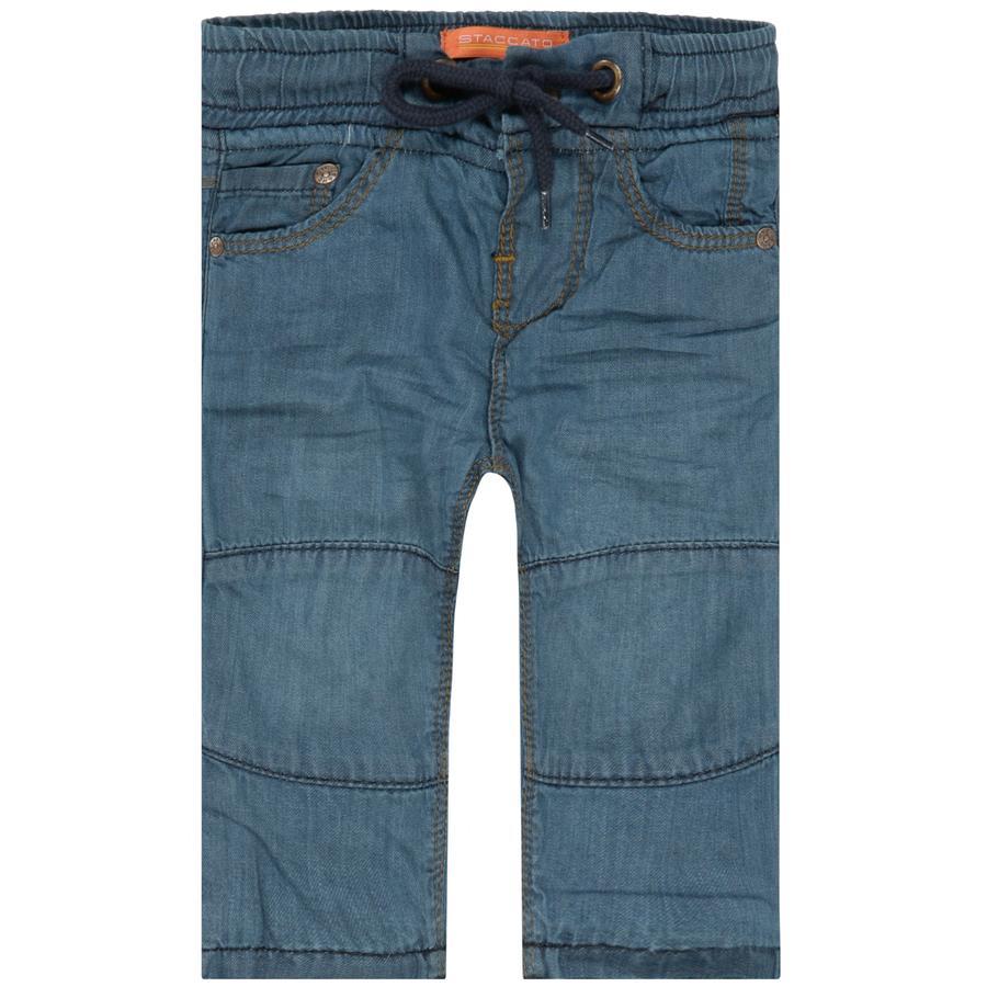 STACCATO Boys Thermo jeans azul vaquero medianoche