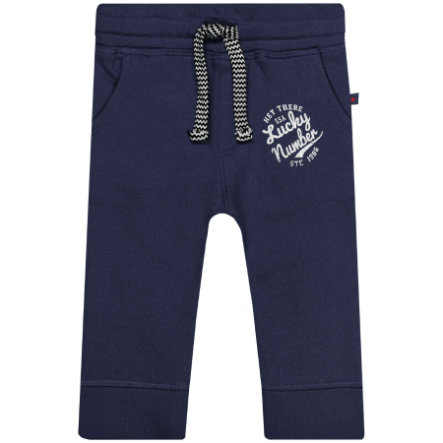 STACCATO Boys Jogginghose washed blue