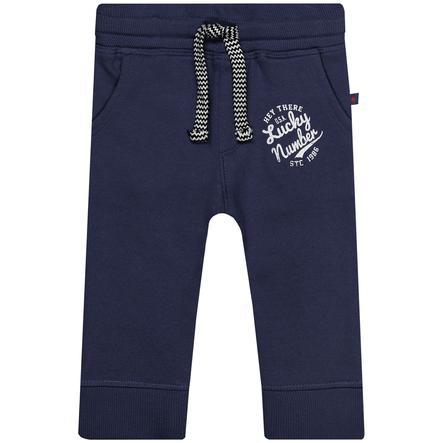 STACCATO Boys pantalones de chándal azul lavado