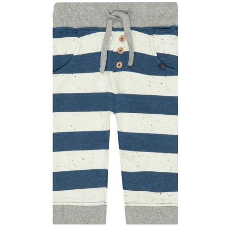 STACCATO Boys pantaloni da jogging lavaggio blu a righe