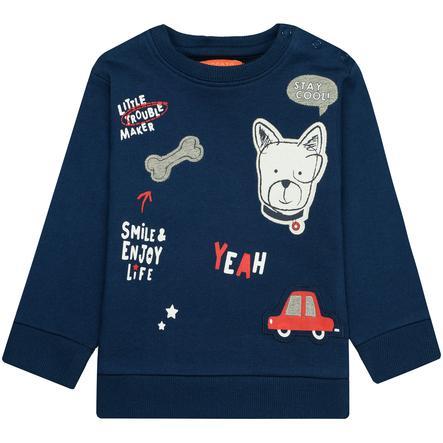 STACCATO Genser genser vasket blå