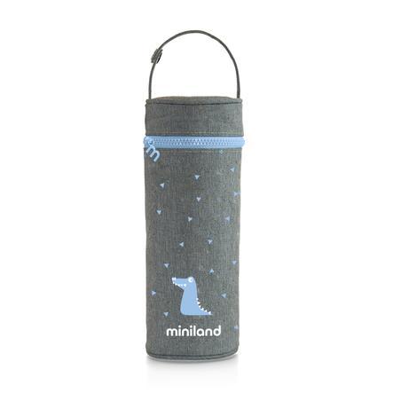 miniland termibag hedvábný tepelný vak tyrkysový 350ml