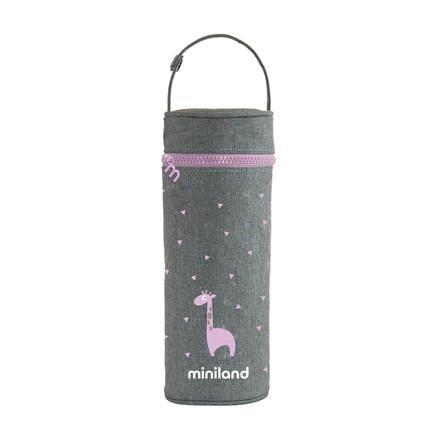 Miniland Termoizolační pouzdro Thermibag 330ml Pink