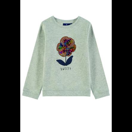 Sweatshirt TOM TAILOR Girl s, beige