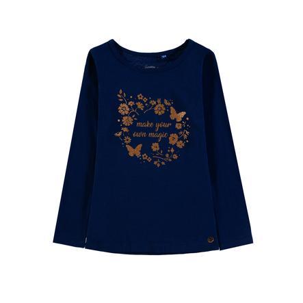TOM TAILOR Girl s shirt met lange mouwen, blauw