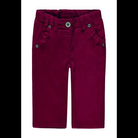 Steiff Girl s Spodnie Zawilec / czerwień