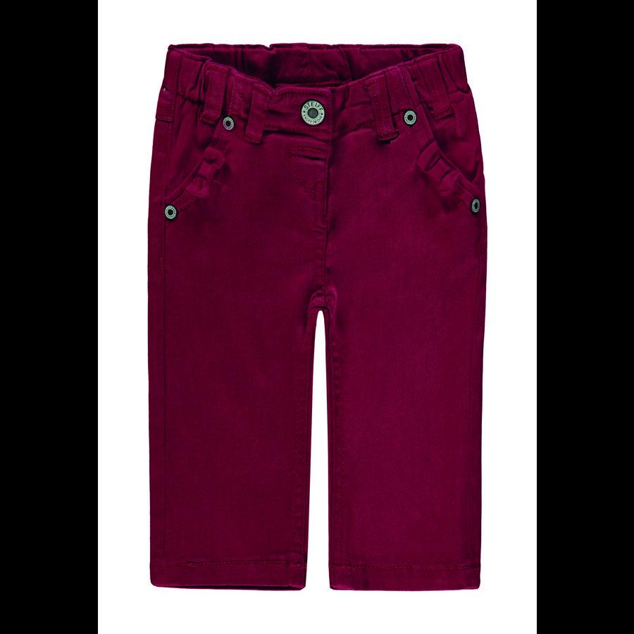 Steiff Girls Bukser Anemone / rød