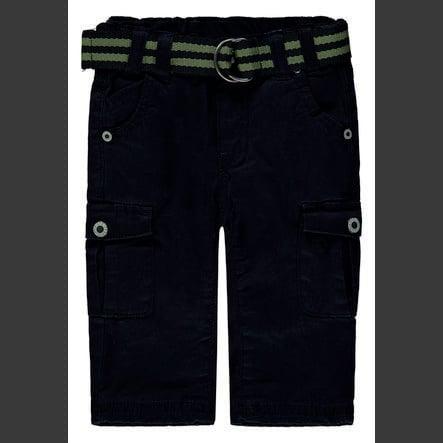 Steiff Boys Pantalones azul marino