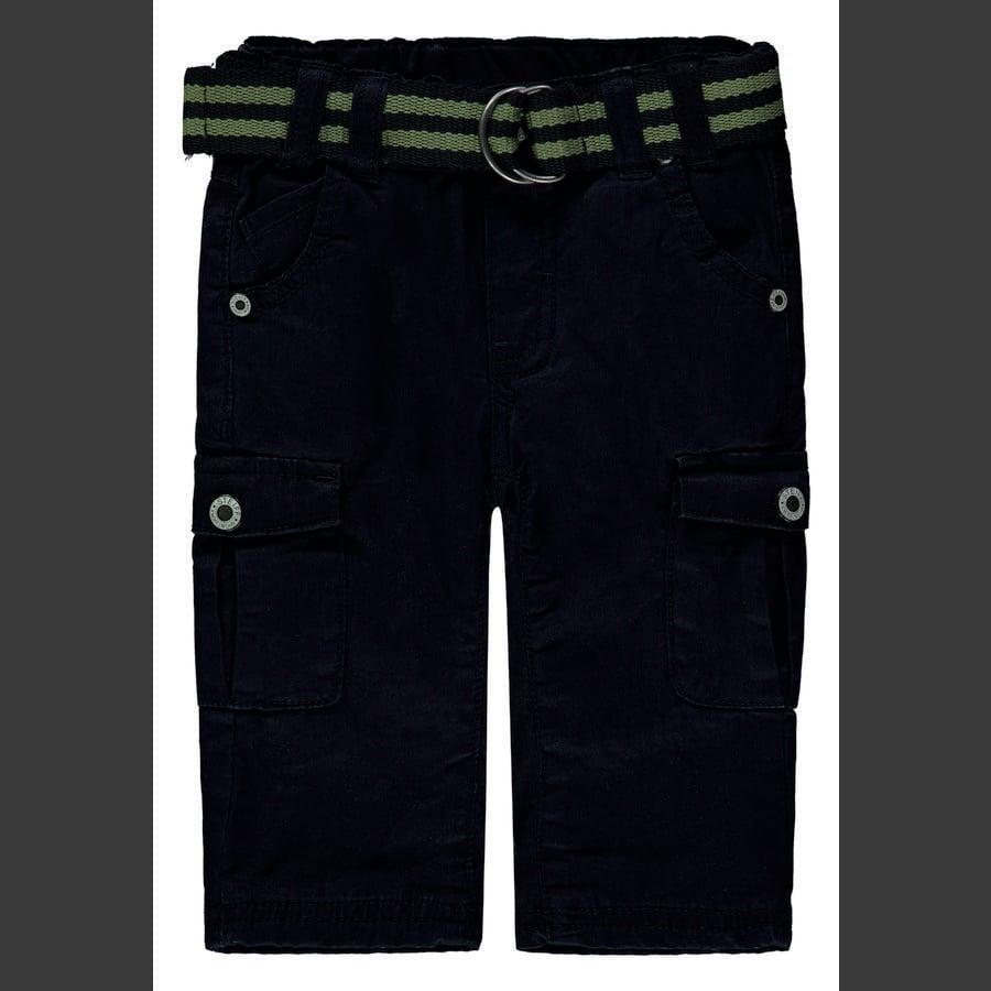 Steiff Boys Spodnie w kolorze błękitu morskiego