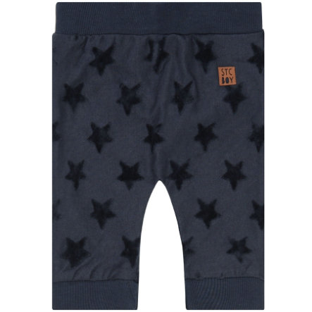 STACCATO Boys Hose dark navy structure