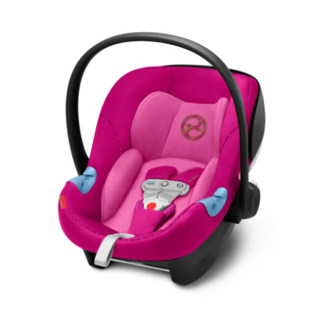 cybex GOLD Ovetto Aton M i-Size con Sensorsafe Fancy Pink
