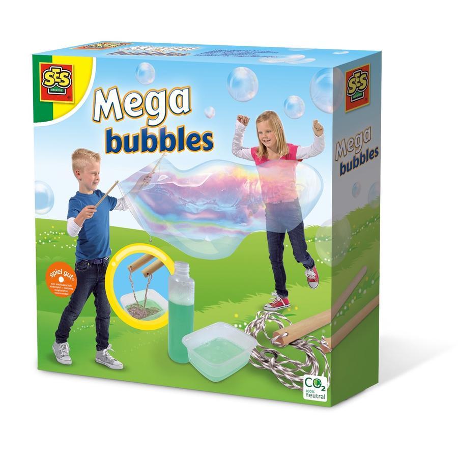 SES Creative® Riesenseifenblasen-Set