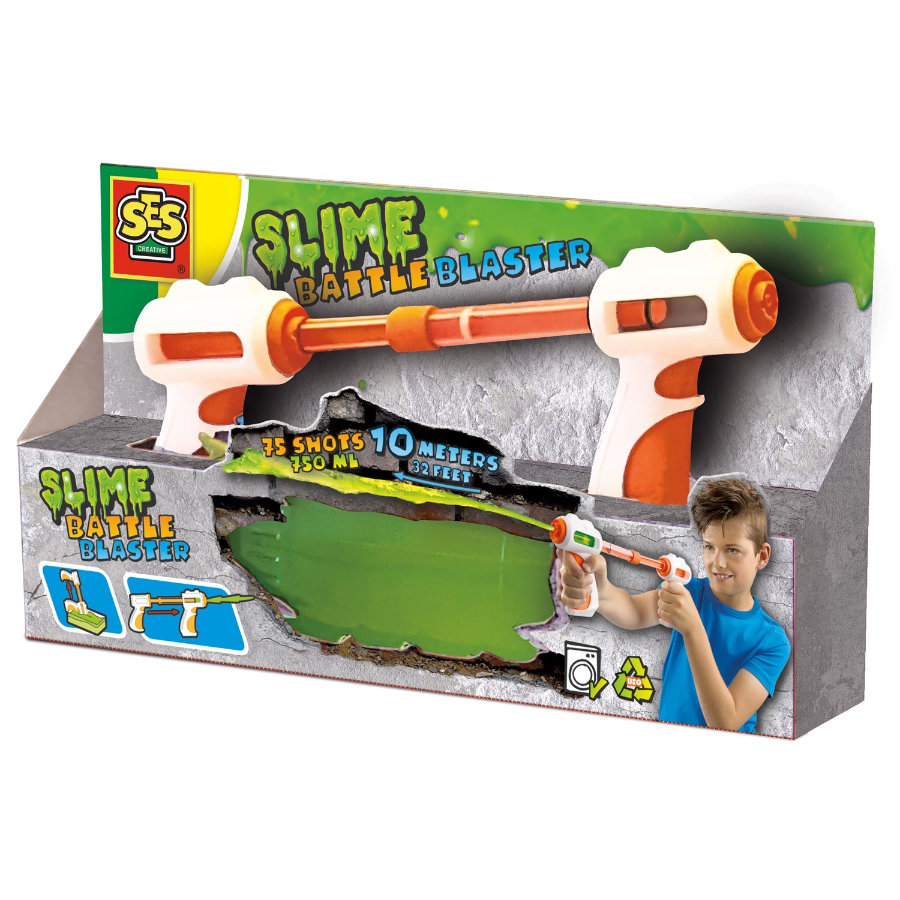 SES Creative® Schleim Battle Blaster