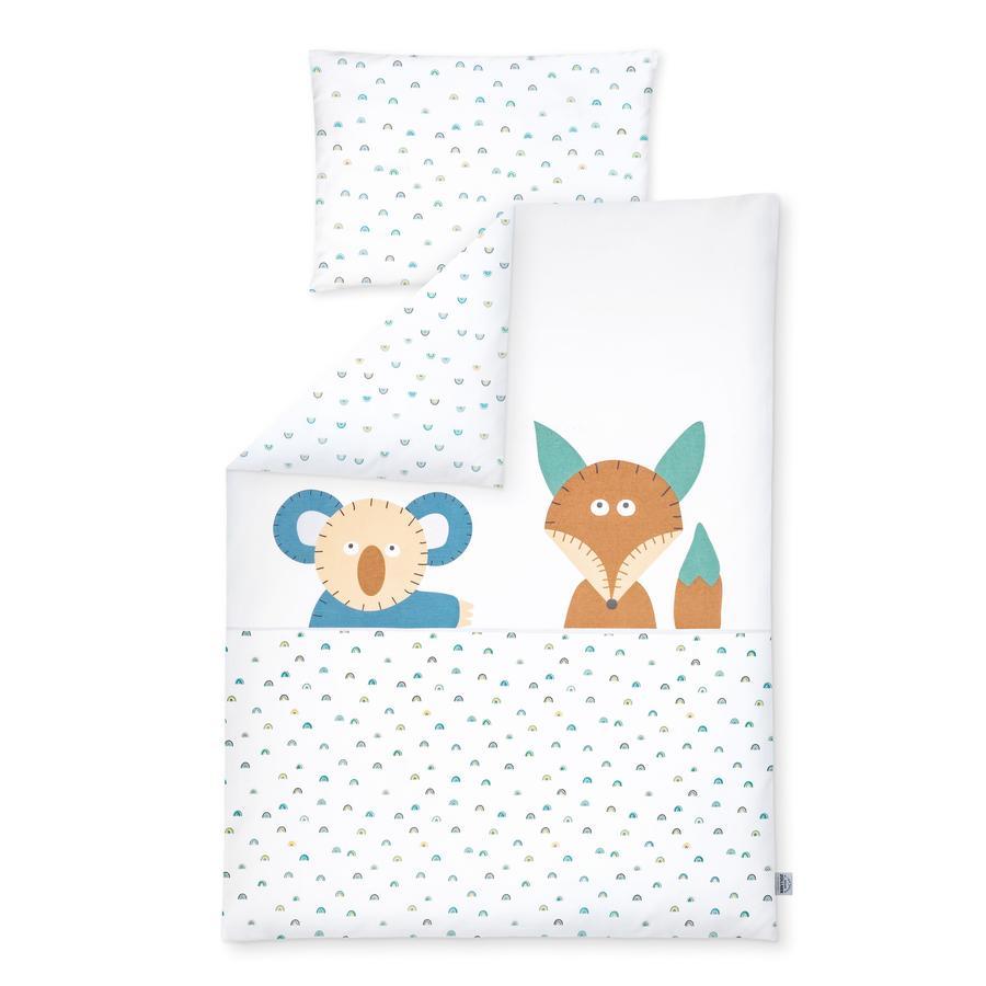 JULIUS ZÖLLNER Ložní prádlo Fox & Koala 100 x 135 cm