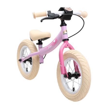 "bikestar Bicicletta senza pedali 12"", Rosa Bird"