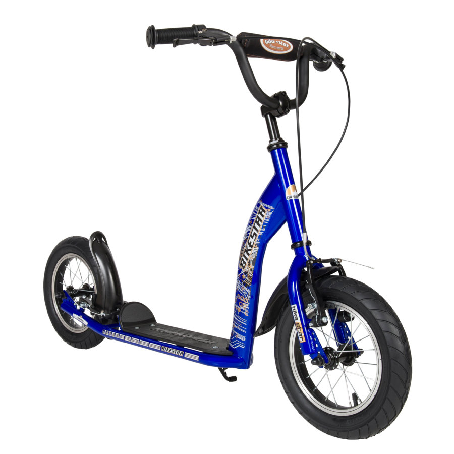 "bikestar Scooter para niños 12"" Sport Blue"