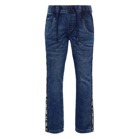 name it Boys Jeans Nmmrobin Bleu foncé jean