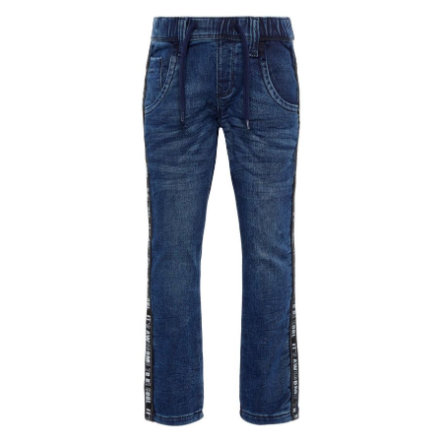 name it Boys Jeans Nmmrobin Denim Blu Scuro Blu Scuro