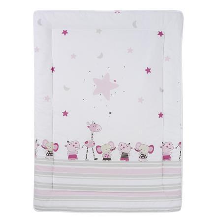 SCHARDT Hrací deka Banjo růžová