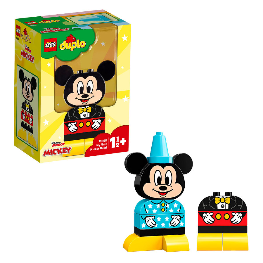 LEGO Il mio primo Micky mouse 10898