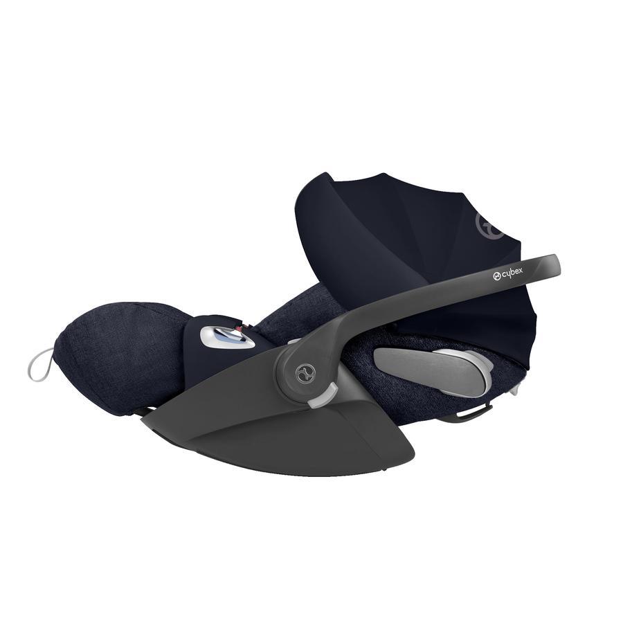 cybex PLATINUM Babyschale Cloud Z i-Size Plus Midnight Blue-navy blue