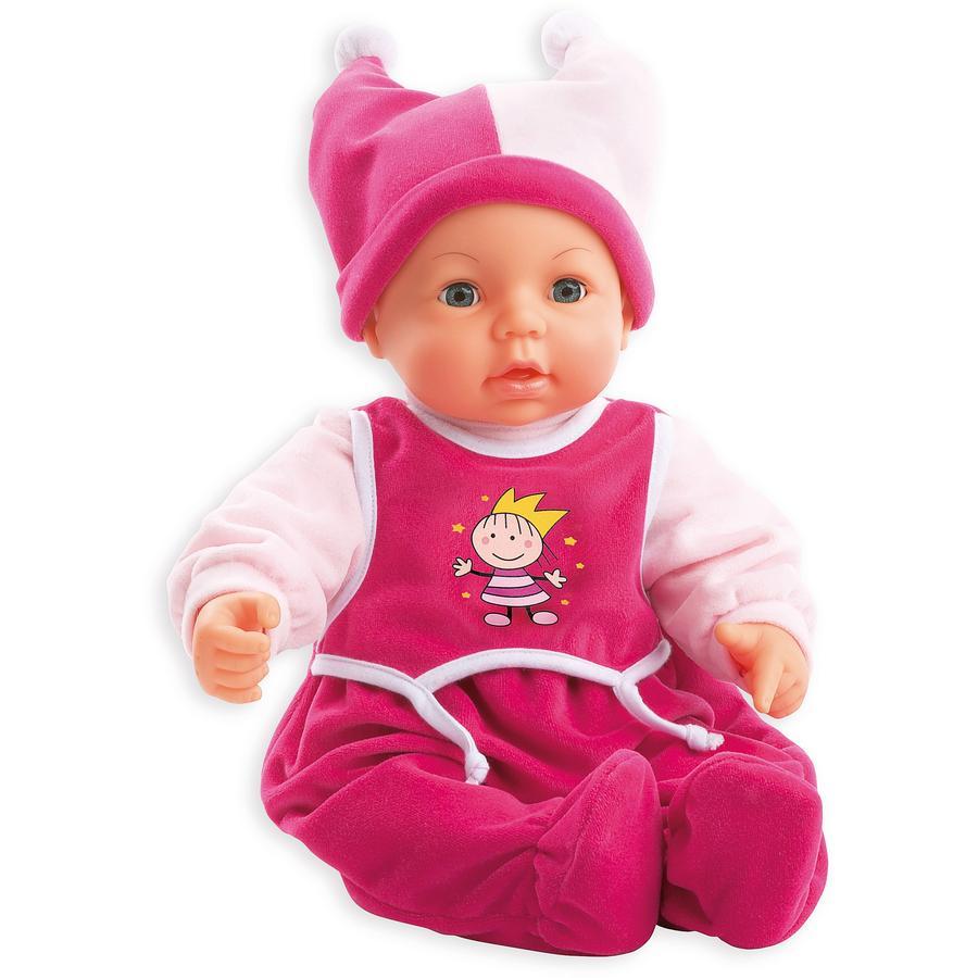 bayer Design Bambola Hello Baby, 46 cm