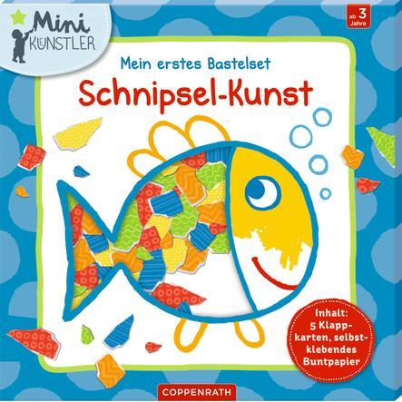 COPPENRATH Mein erstes Bastelset: Schnipsel-Kunst Mini-Künstler