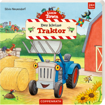 COPPENRATH Little Town: Der kleine Traktor