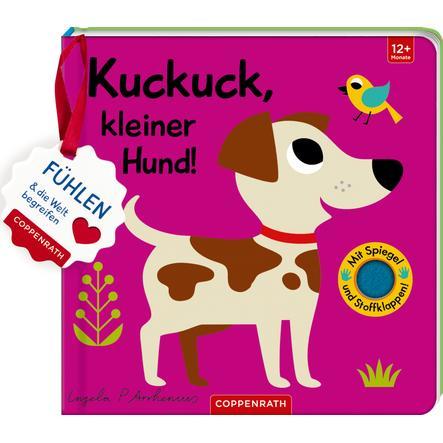 COPPENRATH Mein Filz-Fühlbuch: Kuckuck, kleiner Hund!