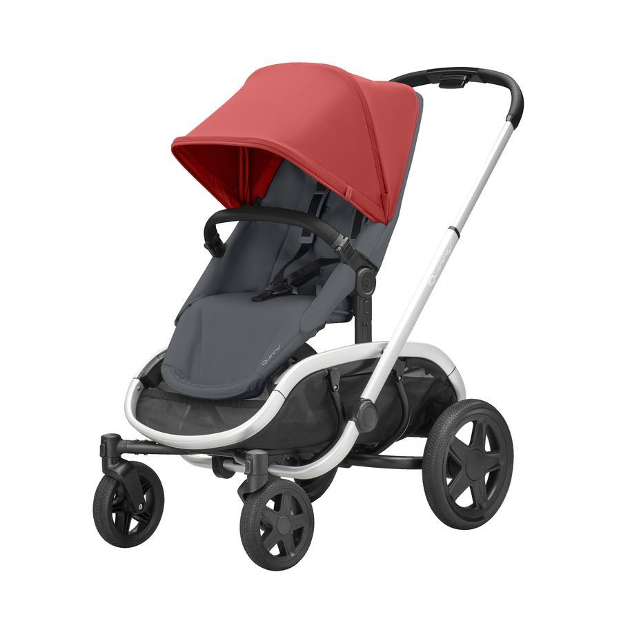 Ongekend Quinny Kinderwagen Hubb Red on Graphite - babymarkt.de KS-62