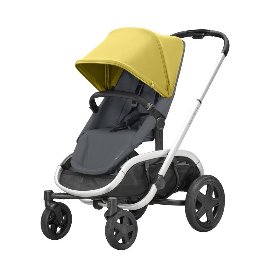 Quinny Kinderwagen Hubb Ochre on Graphite