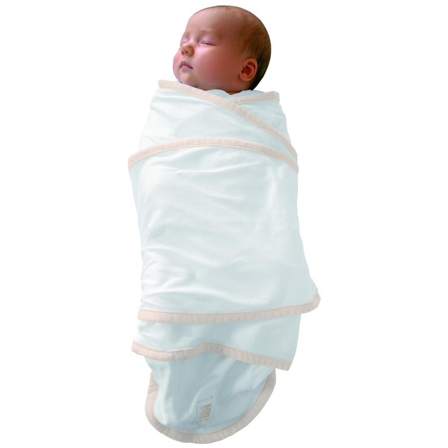 RED CASTLE Couverture bébé Miracle blanc/beige