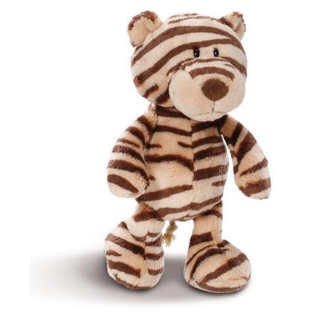 NICI Wild Friends plyšová hračka Tiger 20 cm štíhlá 43621
