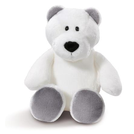 NICI Dzikie Friend s przytulanki niedźwiedź polarny 20 cm niedźwiedź polarny 43625