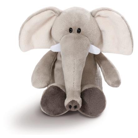 NICI Wild Friends Kosebamse Elefant 20 cm Dingle 43626