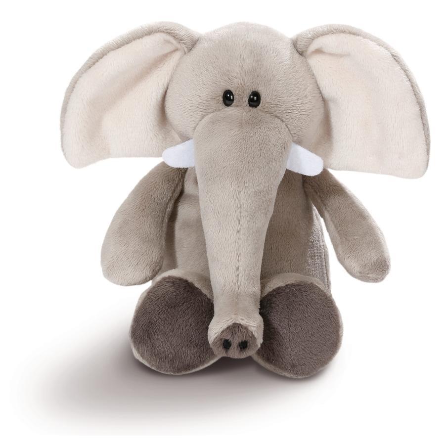 NICI Peluche silvestre Friend Elefant 20 cm esbelto 43626