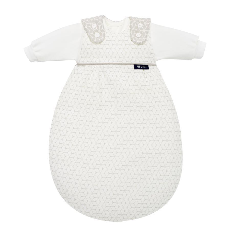Alvi Baby-Mäxchen® Sovepose  - Original 3 deler - Graphic taupe