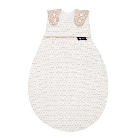 Alvi Baby Mäxchen® - Sacco nanna estivo Original, Graphic rosa