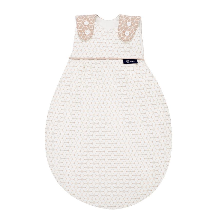 Alvi Śpiworek zewnętrzny Baby Mäxchen® - Graphic różowy