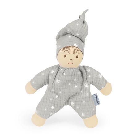 Sterntaler Jugar Heiko a la muñeca gris claro