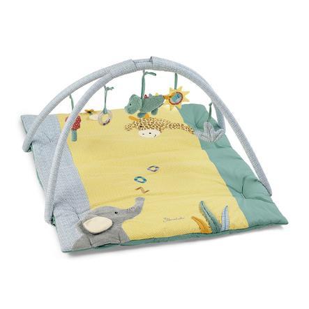 Sterntaler Hrací deka s hrazdičkou Zoo