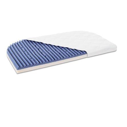 babybay Matelas pour lit cododo Original Medicott AngelWave bleu 41,5x81x6 cm