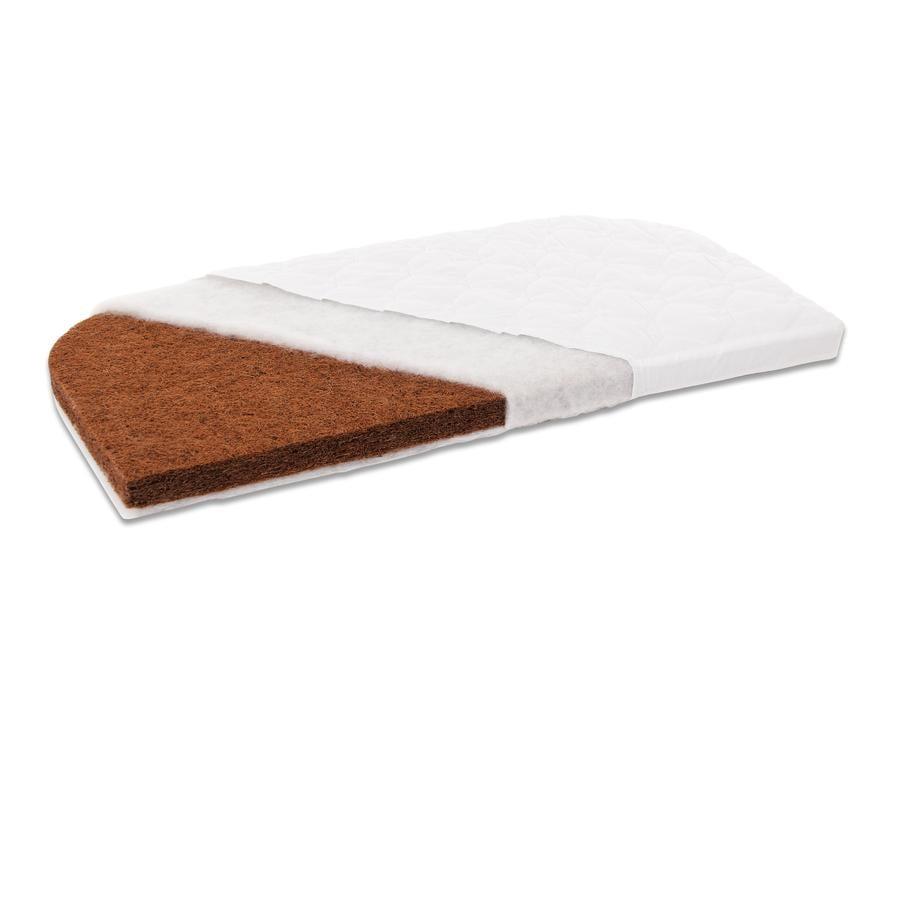 babybay Matelas pour lit cododo Boxspring Comfort Natural 44x89x6 cm